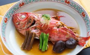 金目鯛の照煮