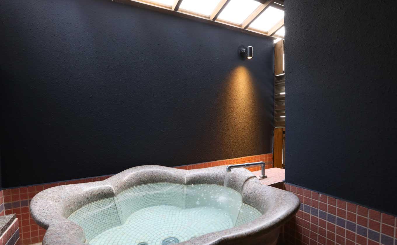 半露天風呂付和室 汐華(しおか)風呂